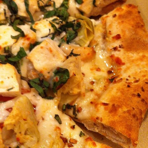 Buddha Basil Pizza