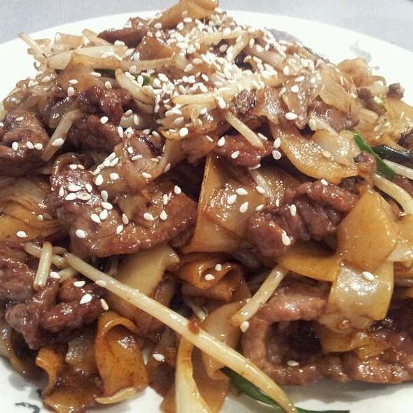 Stir fried Hofun  @ Cafe Mi