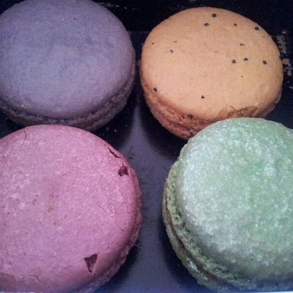 Parisian Macaroons @ Macaron Cafe, Nyc