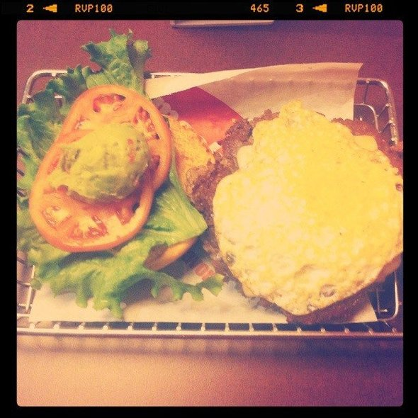 Smashburger and Smashfries @ Smashburger