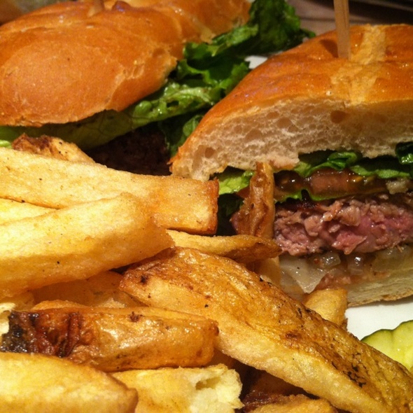 New York Steak Sandwich @ Palo Alto Creamery Downtown