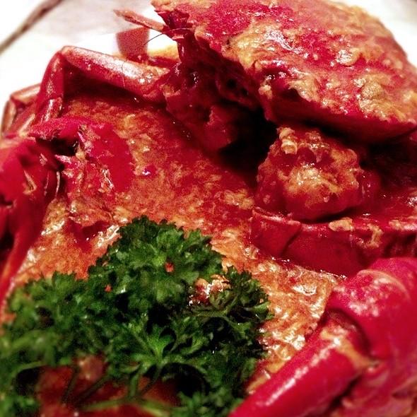 Singapore Chilli Crab @ The Singapore Heritage Restaurant