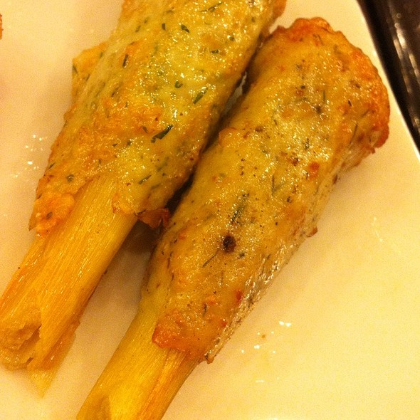 Fish Paste In Lemongrass