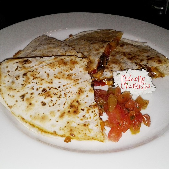 Chicken Quesadilla @ Tin Pan Alley