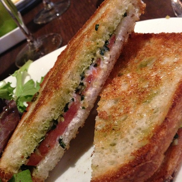 Goat Cheese Panini @ Farmicia Llc