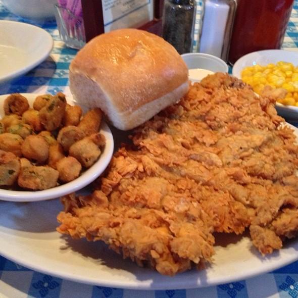 Chicken Fried Steak @ Goodson's Cafe