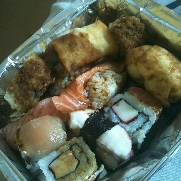 Combinado Sushi @ Restaurante Taysan