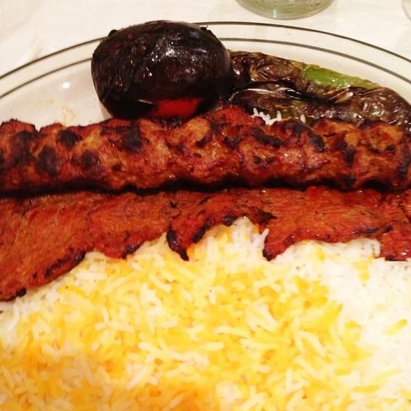 Meat Soltani  @ Raffi's Place Restaurant