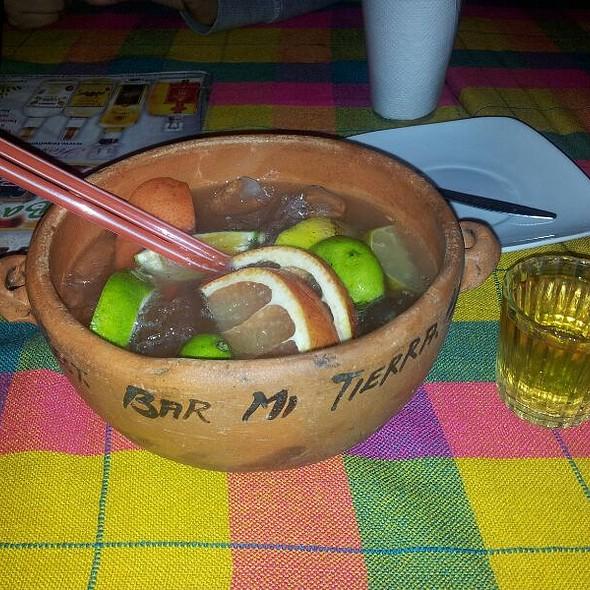 Cazuela De Tequila @ El Parian