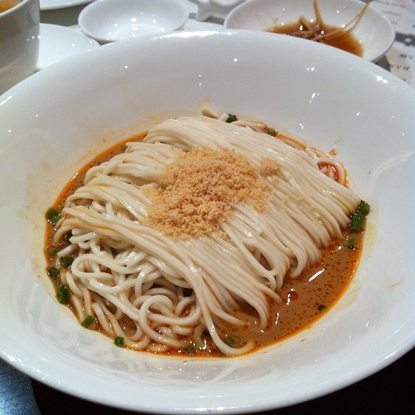 Sesame Noodles @ Din Tai Fung