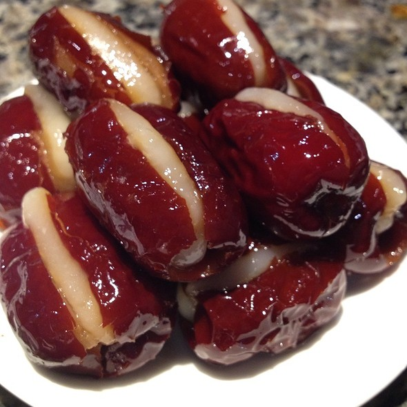 Red Dates With Glutinous Rice @ Din Tai Fung