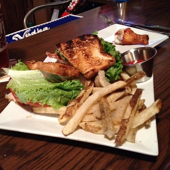 Cold Turkey Sandwich With Avocado - JoJo's Restaurant & Tap House, Frederick, MD