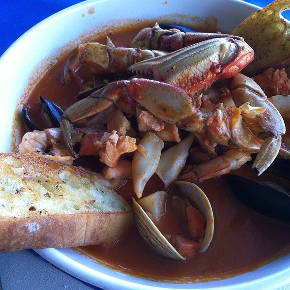Cioppino - Domenico's on the Wharf, Monterey, CA