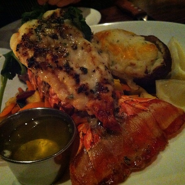 Lobster Tail - Old Fisherman's Grotto, Monterey, CA