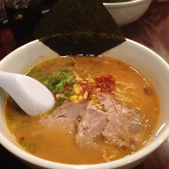 Spicy Miso Ramen @ Pikaichi