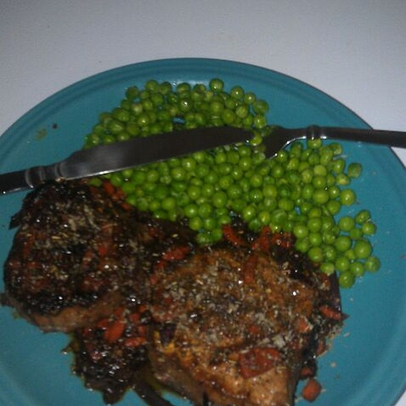 Pork Chop @ Home