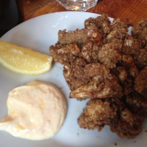 Fried Culiflower @ Cafe Aion