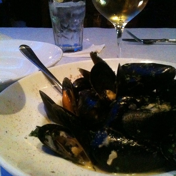 Dijon Mussels - Salu, New Orleans