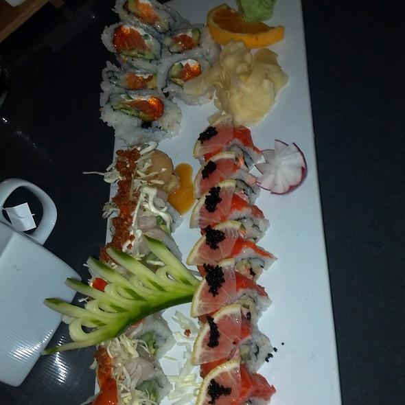 Sushi @ Wasabi Bistro Japanese Cuisine & Sushi Bar