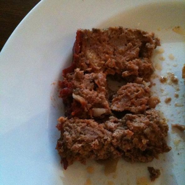 Meatloaf @ Selland's Market Cafe