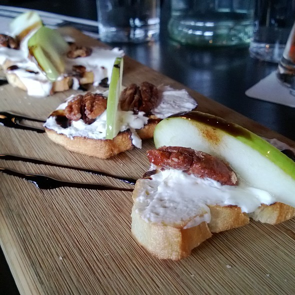 Goat Cheese And Apple Toast - Lot No. 3, Bellevue, WA