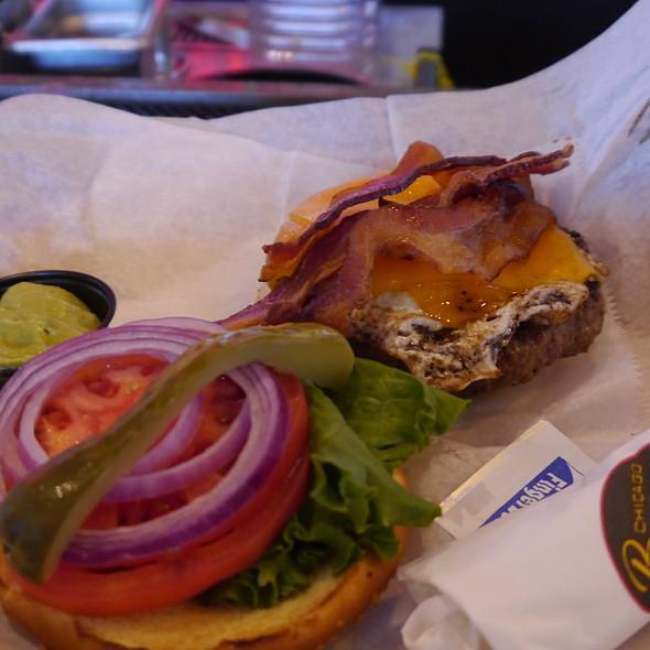 Hamburger @ Chicago Burger Company