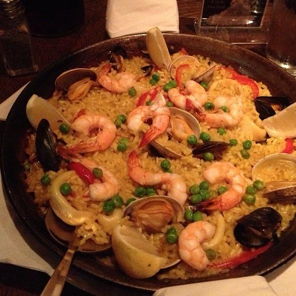 Seafood Paella @ Picaro Tapas Restaurant