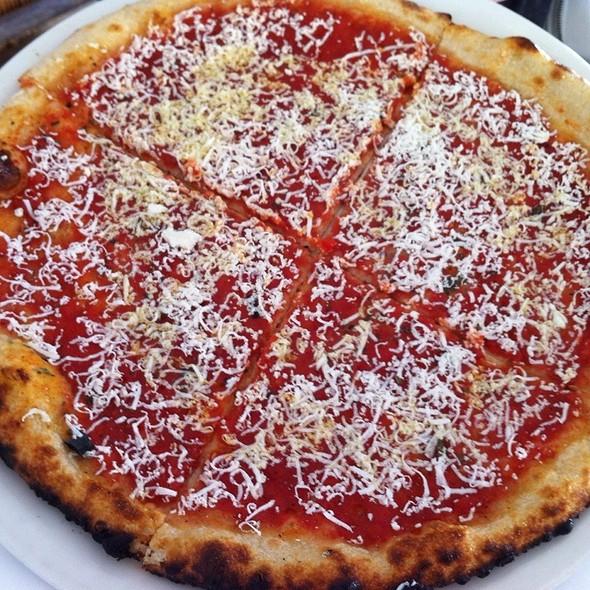 Brick Oven Ricotta Pizza