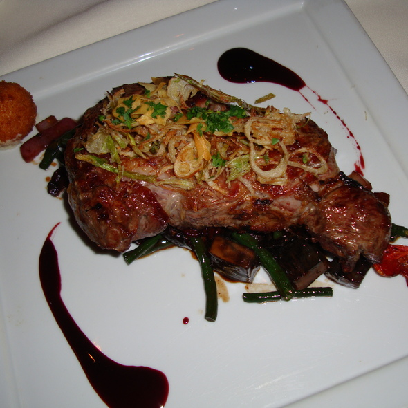Bambucha Steak @ Alan Wong's Restaurant
