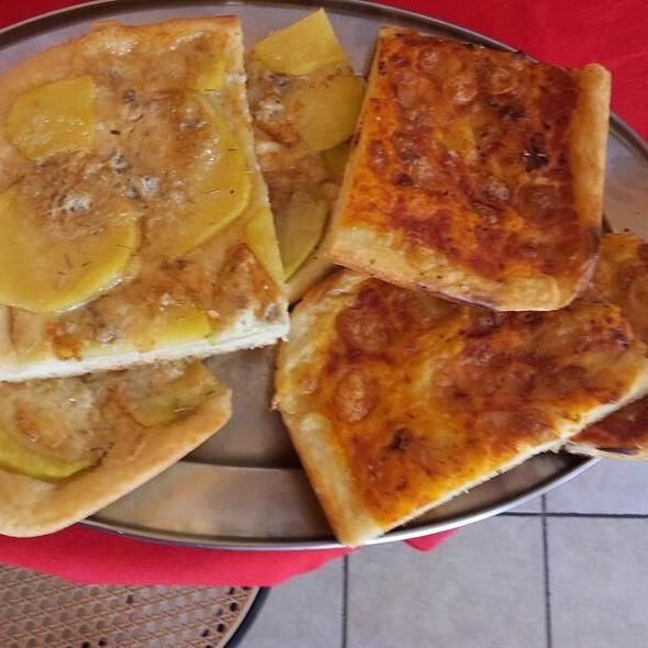 Pizza Gorgonzola @ Penny Black