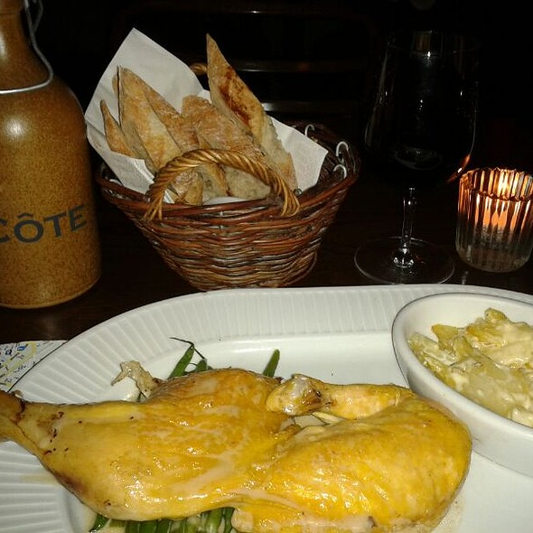 Chicken With Nuits  @ London