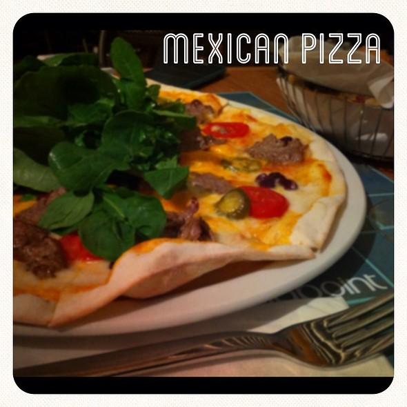 Mecican Pizza
