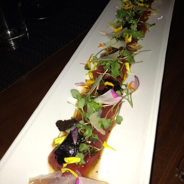 Black Truffle Yellow Tail Sashimi - Sushi Roku - Scottsdale, Scottsdale, AZ