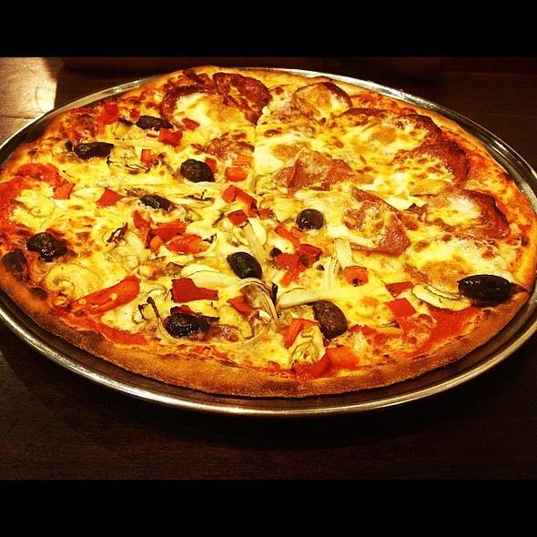 Las mejores pizzas de Bondi Beach @ Papa Giovanni