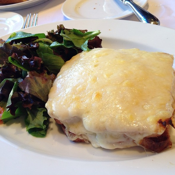croque monsieur - Left Bank Menlo Park, Menlo Park, CA