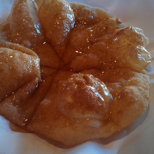 Golden Honey Fry Bread