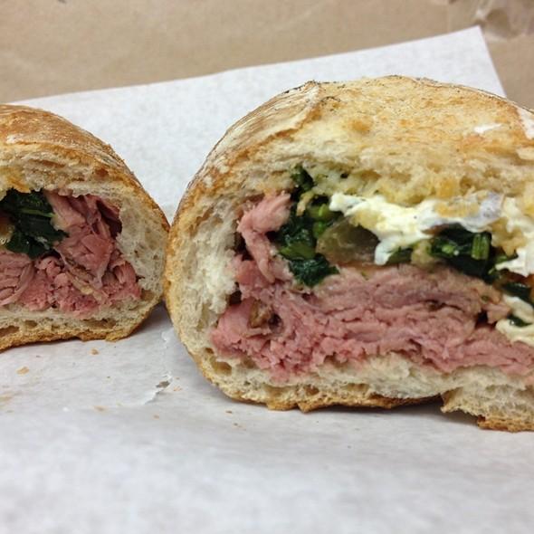 The James @ City Sandwich