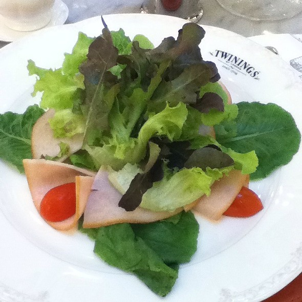 Turkish Ham Salad