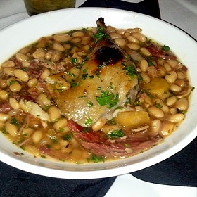 Sausage and Duck Cassoulet
