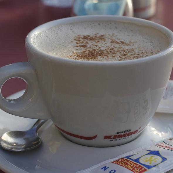 Cappuccino @ Hotel Liro