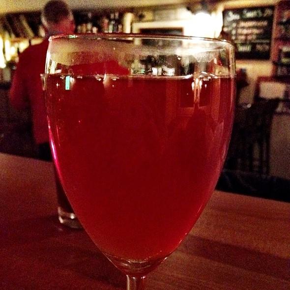 Warm Glögg Cider @ Lord Nelson
