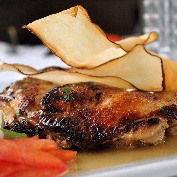 Wok About Chicken @ Pattigeorge's Restaurant