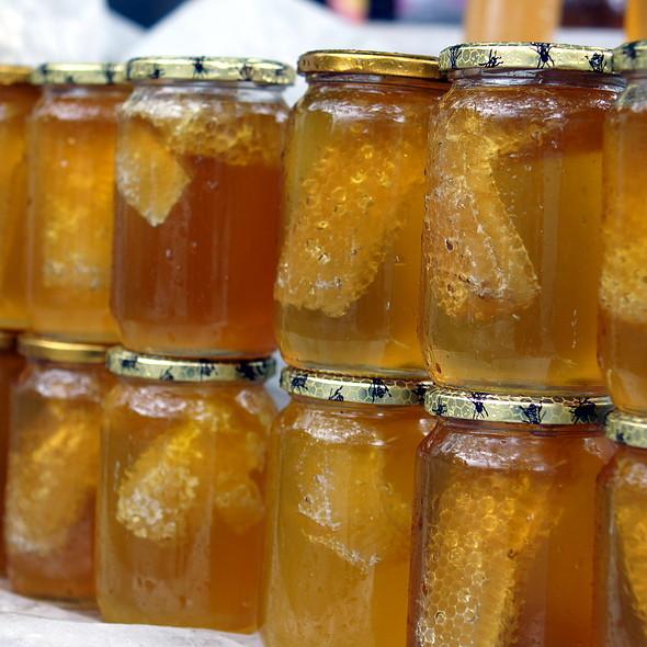 Honey @ Roadside Vendors