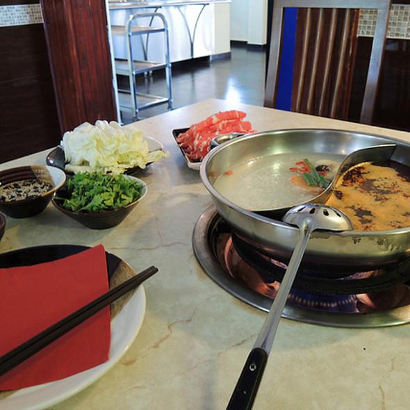 Hot Pot @ Mimóza Kínai Étterem