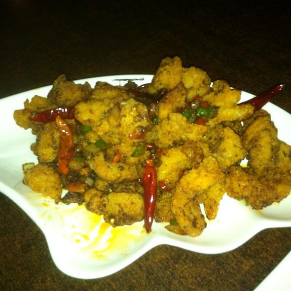 Three Chili Fish Fillet @ Lao You Ju
