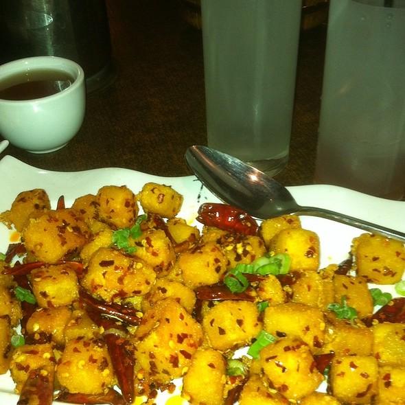 House Special Spicy Crispy Tofu @ Lao You Ju