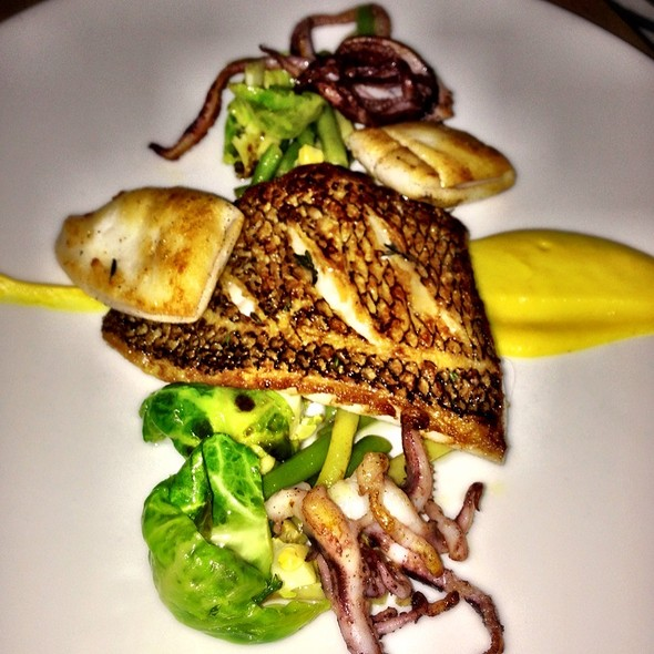 Black Bass - Aldea, New York, NY