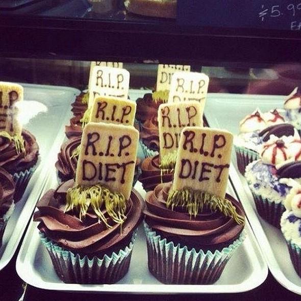 Cupcake @ Islander Beach Cafe