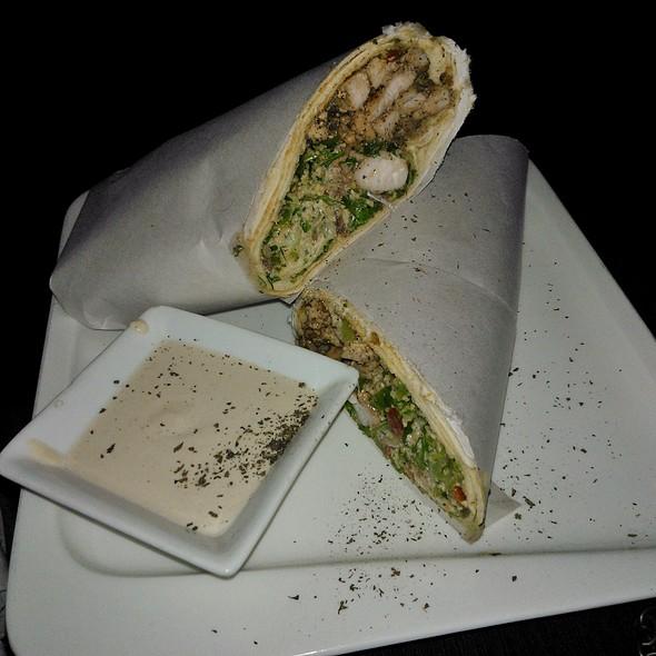 Chicken Shawarma Sandwich @ Suria