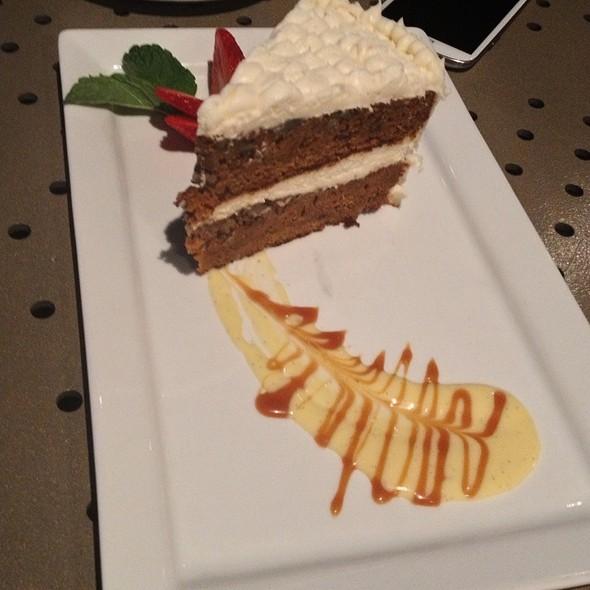 Carrot Cake - Zed's Restaurant, Austin, TX